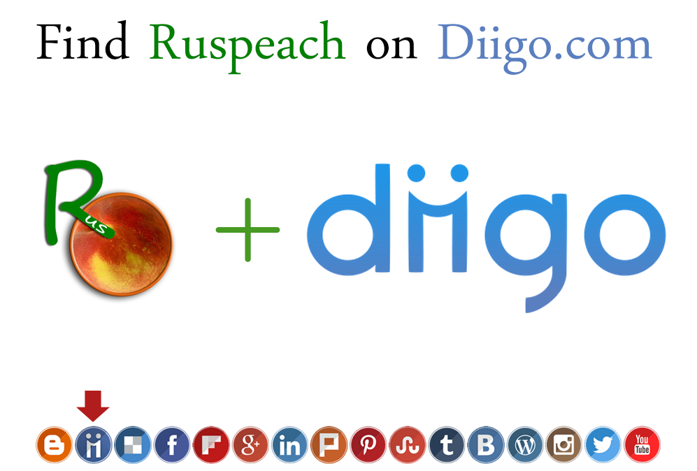 Find Ruspeach on Diigo.com