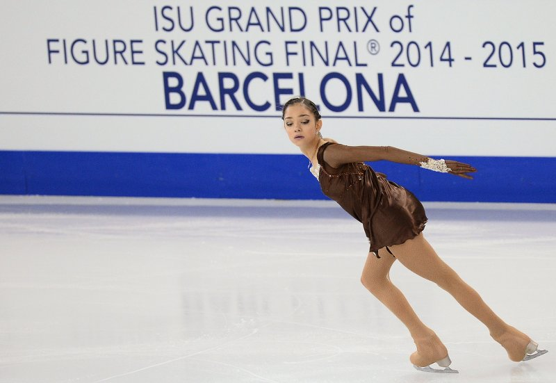 ISU Grand Prix Barcelona Final 2015